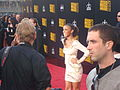 Melody Thornton at American Music Awards 2.jpg