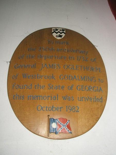 File:Memorial plaque within St Peter and St Paul, Godalming - geograph.org.uk - 1601958.jpg