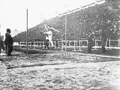 Men's high jump event in 1896 Summer Olympics.jpg