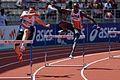 Men 400 m hurdles French Athletics Championships 2013 t150437.jpg