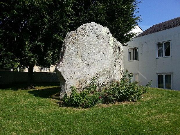 Monument historique à Cergy