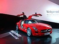 Mercedes-Benz SLS AMG thumbnail