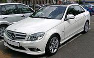 Mercedes-Benz W204 front 20080709.jpg