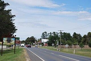 Meredith, Victoria Town in Victoria, Australia