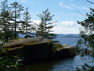 Saltery Bay Provincial Park - Mermaids Cove