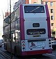 Metro (Belfast) bus 2931 (HCZ 9931) 2001 Volvo B7TL Transbus ALX400, 20 October 2010.jpg