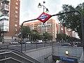 Metro de Madrid - Sainz de Baranda 01.jpg
