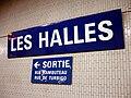 Metro de Paris - Ligne 4 - Les Halles 02.jpg