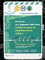 Metro de Paris - Ligne 6 - Travaux 2008 13.jpg