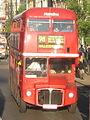 Metroline Routemaster bus route 98 Oxford Street 16 April 2003.jpg