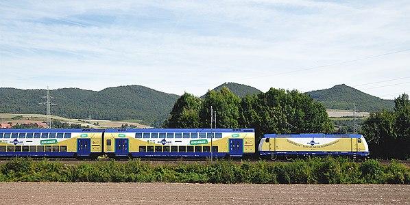 Metronom ME-146-18 Zug der Ideen