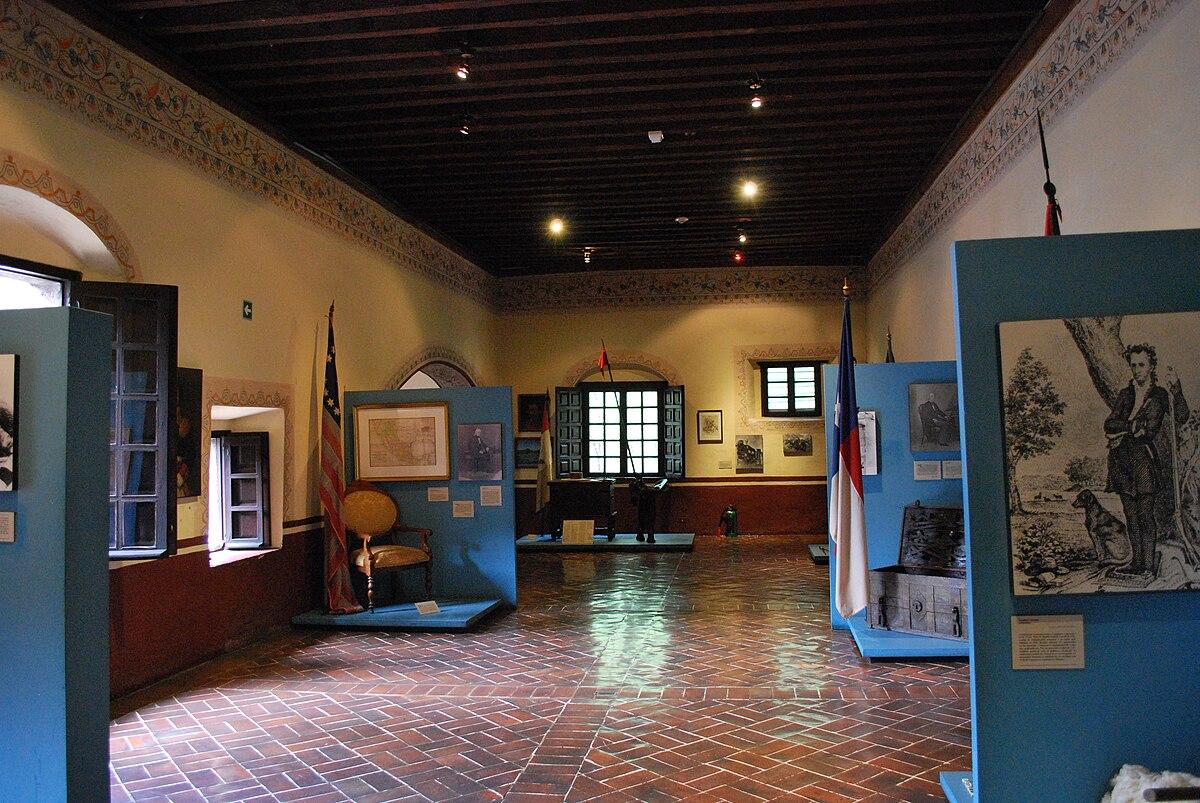 Museo Nacional De Las Intervenciones Wikipedia La