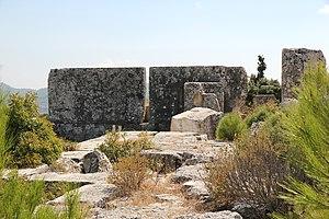 Meydancık Castle - Image: Meydancik 6