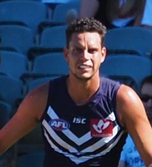 Michael Johnson (Australian rules footballer) - Johnson in March 2016.