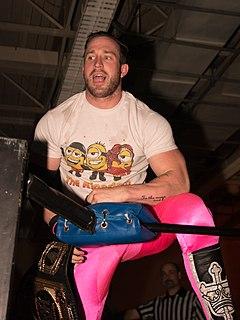 Mike Bennett (wrestler) American professional wrestler