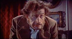 The Revenge of Frankenstein - Michael Gwynn as Karl
