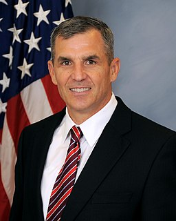 Michael Linnington CEO of Wounded Warrior Project, US Army Lieutenant General
