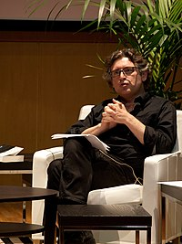 Michel Onfray ad un dibattito
