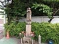 Migawari Jizo at Ohgimachi, Kawasaki.jpg