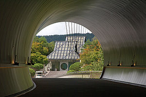 Miho Museum - Miho Museum In Autumn