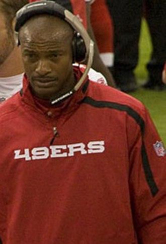 Mike Johnson (American football coach) - Image: Mike Johnson 49ers