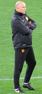 Mike Phelan, Manchester United 2012.jpg