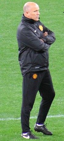 Mike Phelan, Manchester United 2012.jpg