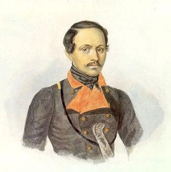 Mikhail Lermontov-1