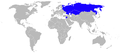 Mikoyan MiG-31 Operators, as of August 2015.png