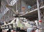 Mil Mi-24 en el Real Museo Militar e Historia Militar de Bruselas.jpg