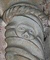 Millstatt - Stiftskirche - Westportal - detail6.jpg