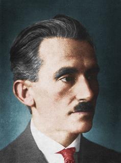Dimitrije Ljotić Serbian fascist politician