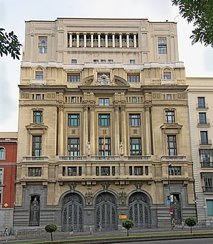 Ministry of Education, Culture and Sport (Spain) - Headquearters
