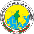 Ministry of Hotels and Tourism seal.PNG