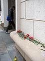 Minsk Metro blast Mourning day Kupalawskaya.jpg