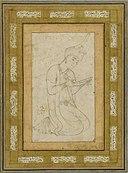 Mir Sayyid Ali autoportrait.jpg