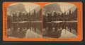 Mirror Lake and reflections, by Lawrence & Houseworth.png