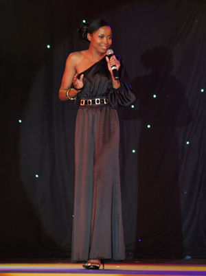 Nicosia Lawson - Image: Miss Cayman Islands 08 Nicosia Lawson