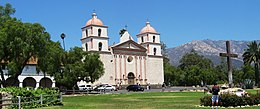 Mission Santa Barbara - Flickr - brewbooks (cropped).jpg