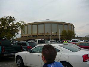 Mississippi Coast Coliseum - Image: Mississippicoastcoli seu