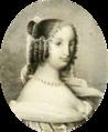 Mlle de Clermont fronstispice Genlis.png