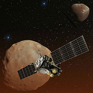 Martian Moons Exploration Japanese space mission for the exploration of Mars and its moons