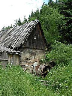 Bistra, Alba Commune in Alba County, Romania