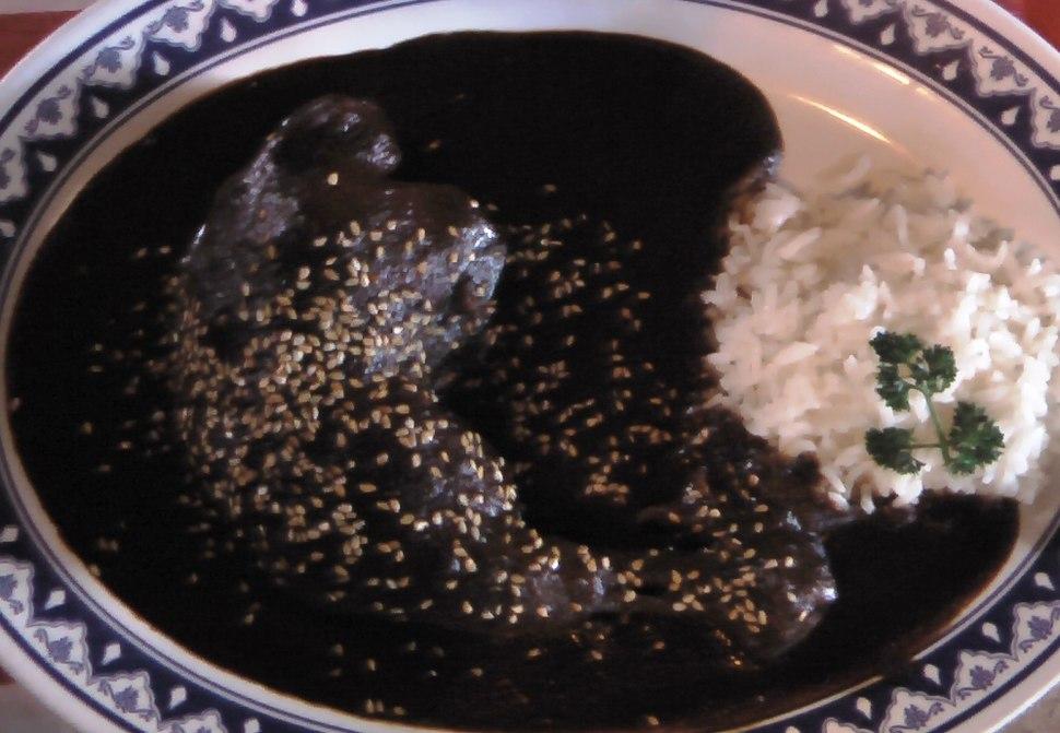Mole in Puebla