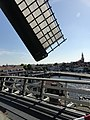 Molen Adriaan uitzicht op Bakenesserkerk - panoramio.jpg