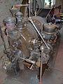 Molen Sint-Petrus, Roggel dieselmotor (1).jpg