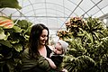 Mom and child in a greenhouse (Unsplash).jpg