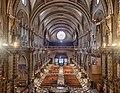Monasterio de Montserrat.Interior de la basílica-Santa Maria de Montserrat Abbey.jpg