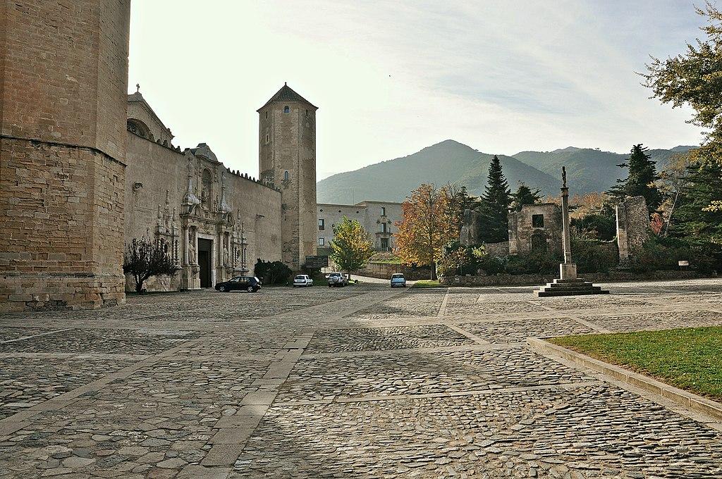 Monasterio de poblet-2011 (4).JPG