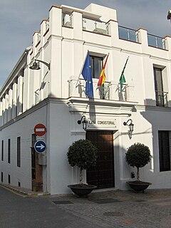 municipality of Spain